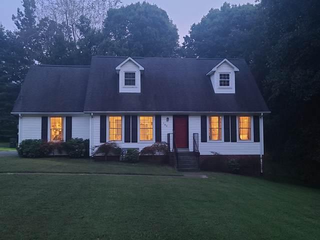 105 Redwood Dr, Dickson, TN 37055 (MLS #RTC2277379) :: Nashville Roots