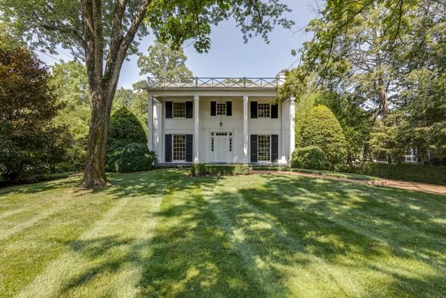 1201 Canterbury Dr, Nashville, TN 37205 (MLS #RTC2277381) :: Cory Real Estate Services
