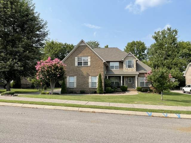 1002 Glessner Dr, Spring Hill, TN 37174 (MLS #RTC2277395) :: The Helton Real Estate Group