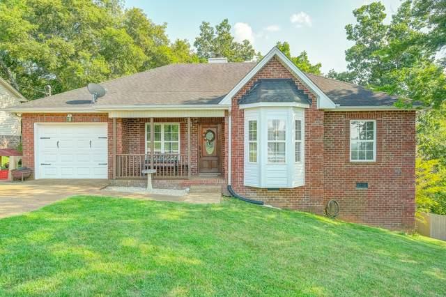 114 Bennett Dr, Goodlettsville, TN 37072 (MLS #RTC2277411) :: Village Real Estate