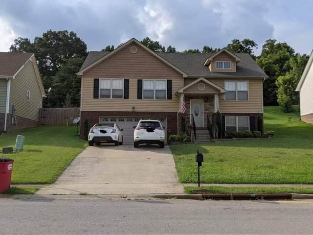 1025 Ishee Dr, Clarksville, TN 37042 (MLS #RTC2277514) :: Village Real Estate