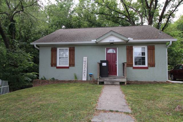 2008 Thomas Ave, Columbia, TN 38401 (MLS #RTC2277526) :: Village Real Estate