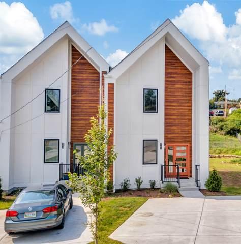 601 Newhall Dr, Nashville, TN 37206 (MLS #RTC2277539) :: Village Real Estate