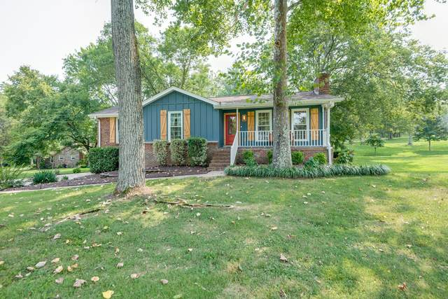 100 Ash Ct, Hendersonville, TN 37075 (MLS #RTC2277540) :: Exit Realty Music City