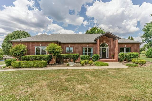 2003 Choctaw Ridge, Gallatin, TN 37066 (MLS #RTC2277546) :: Village Real Estate