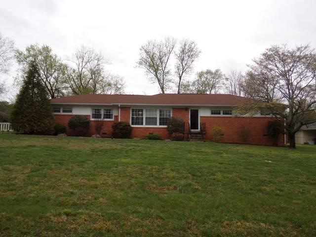 1204 W Lincoln St, Tullahoma, TN 37388 (MLS #RTC2277578) :: Re/Max Fine Homes
