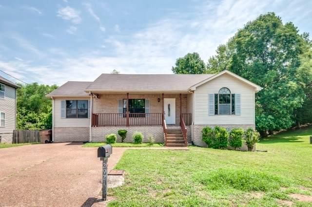 2921 Split Oak Trl, Antioch, TN 37013 (MLS #RTC2277580) :: Platinum Realty Partners, LLC