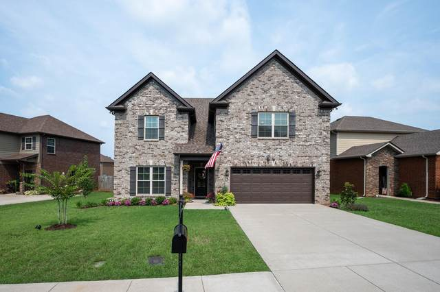 2917 Butterfly Bnd, Murfreesboro, TN 37129 (MLS #RTC2277592) :: Village Real Estate