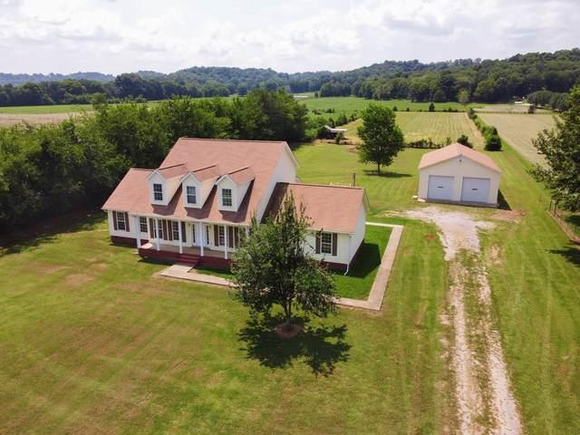 3287 Booker Farm Rd, Mount Pleasant, TN 38474 (MLS #RTC2277595) :: Cory Real Estate Services