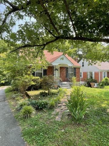 1219 Ardee Ave, Nashville, TN 37216 (MLS #RTC2277611) :: Village Real Estate