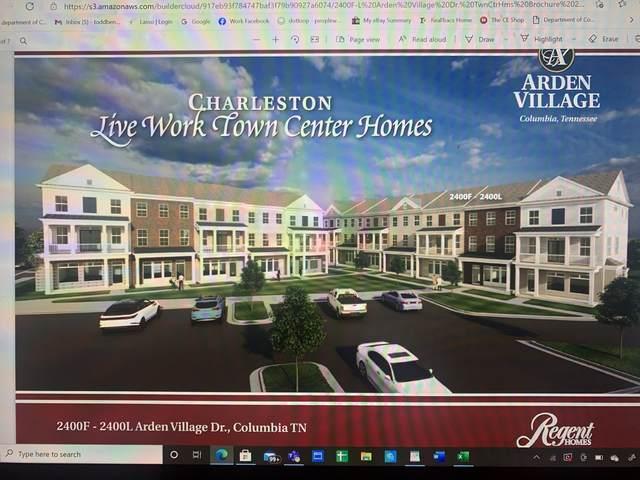 2400B Arden Village Drive 211-02, Columbia, TN 38401 (MLS #RTC2277629) :: Cory Real Estate Services