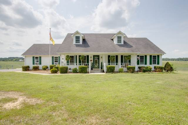 8546 Short Mountain Hwy, Smithville, TN 37166 (MLS #RTC2277637) :: Cory Real Estate Services