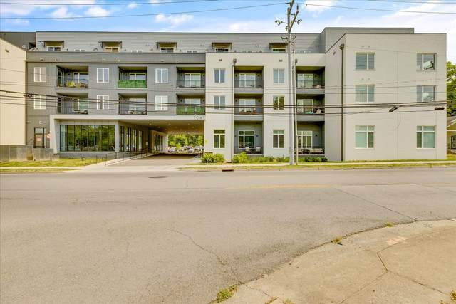 1041 E Trinity Lane #312, Nashville, TN 37216 (MLS #RTC2277654) :: Village Real Estate