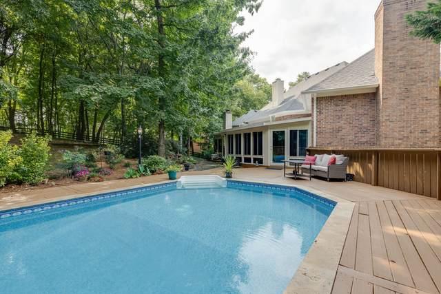 875 Nialta Ln, Brentwood, TN 37027 (MLS #RTC2277692) :: Village Real Estate