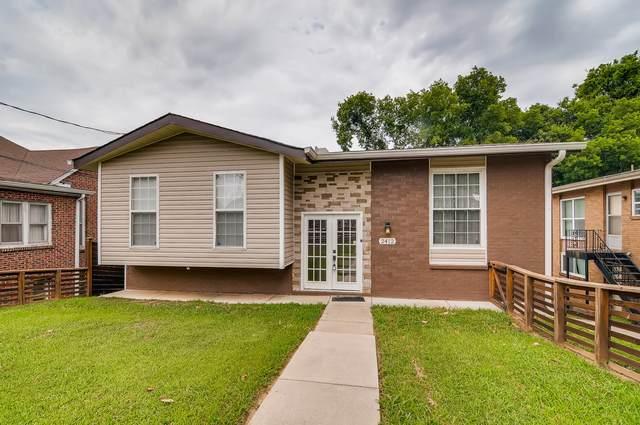 2412 Buchanan St, Nashville, TN 37208 (MLS #RTC2277698) :: Ashley Claire Real Estate - Benchmark Realty