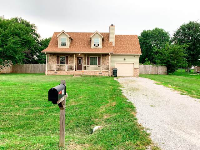715 Gardendale Ln, Clarksville, TN 37040 (MLS #RTC2277724) :: The Huffaker Group of Keller Williams