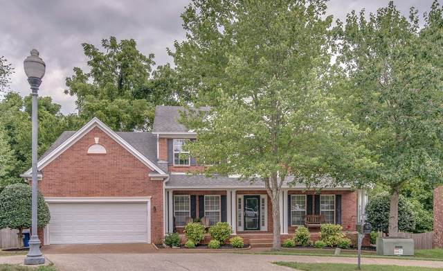 1402 Marrimans Ct, Franklin, TN 37067 (MLS #RTC2277730) :: EXIT Realty Lake Country