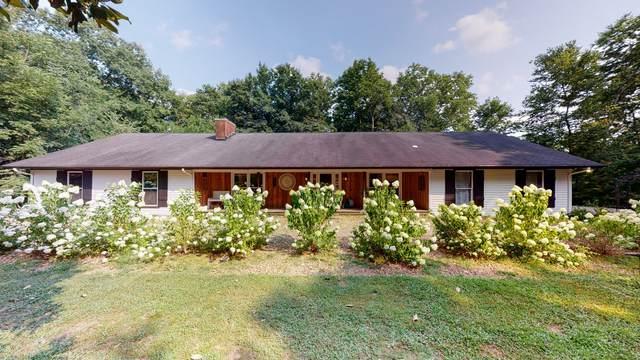 932 Carters Creek Pike, Columbia, TN 38401 (MLS #RTC2277750) :: Team Wilson Real Estate Partners
