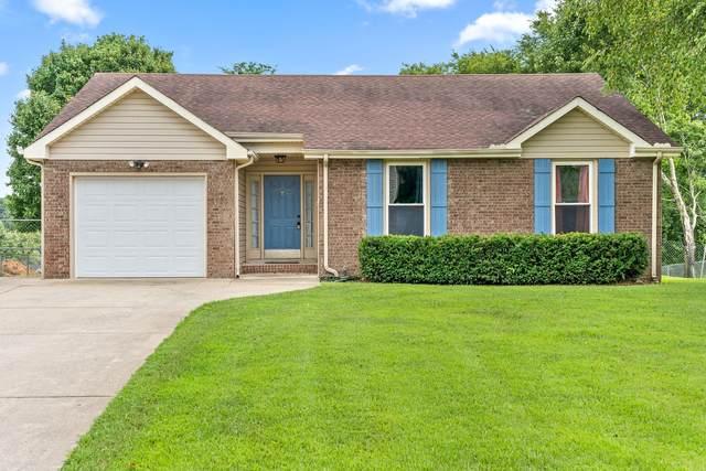 736 Jace Dr, Clarksville, TN 37040 (MLS #RTC2277751) :: Kimberly Harris Homes