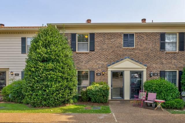 714 Fox Ridge Dr, Brentwood, TN 37027 (MLS #RTC2277755) :: Team Wilson Real Estate Partners