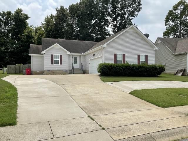 419 Athena Dr, Clarksville, TN 37042 (MLS #RTC2277808) :: Re/Max Fine Homes
