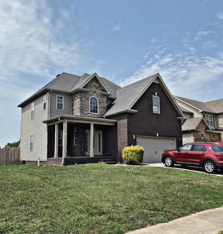1514 Cobra Ln, Clarksville, TN 37042 (MLS #RTC2277835) :: Platinum Realty Partners, LLC