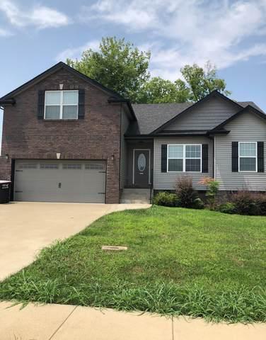 1937 Jackie Lorraine Dr, Clarksville, TN 37042 (MLS #RTC2277845) :: Village Real Estate