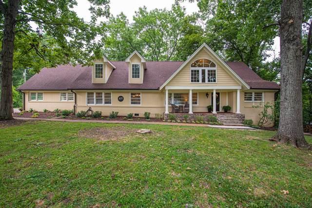 629 Brook Hollow Rd, Nashville, TN 37205 (MLS #RTC2277870) :: Team Wilson Real Estate Partners