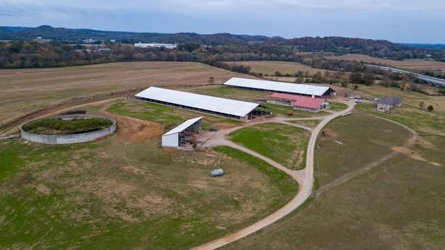 619 Malone Rd, Pulaski, TN 38478 (MLS #RTC2277875) :: Ashley Claire Real Estate - Benchmark Realty