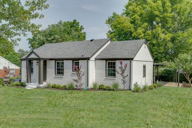1219 Barry Dr, Madison, TN 37115 (MLS #RTC2277900) :: Ashley Claire Real Estate - Benchmark Realty