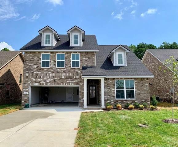 552 Sunflower Dr, Smyrna, TN 37167 (MLS #RTC2277908) :: Team George Weeks Real Estate