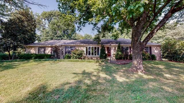 506 Clematis Dr, Nashville, TN 37205 (MLS #RTC2277916) :: Village Real Estate