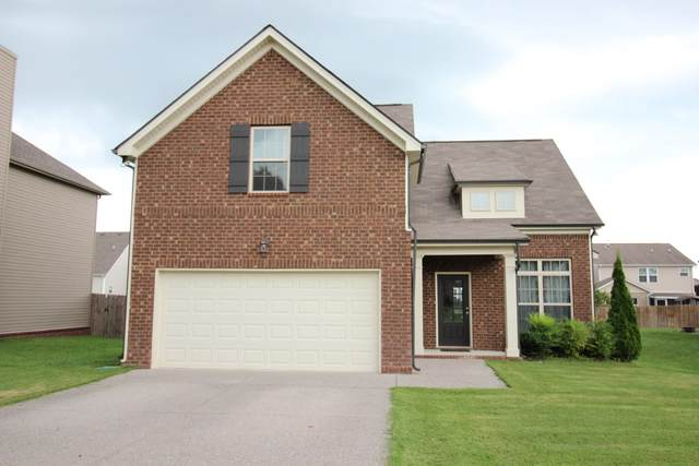 1036 Daniel Ln, Spring Hill, TN 37174 (MLS #RTC2277917) :: Team George Weeks Real Estate