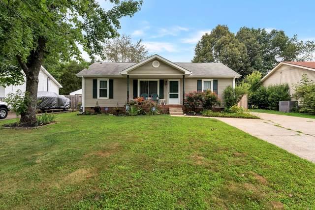 723 Spees Dr, Clarksville, TN 37042 (MLS #RTC2277935) :: Candice M. Van Bibber | RE/MAX Fine Homes