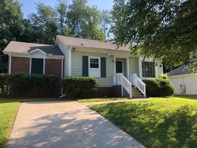 2205 Ladd Dr, Clarksville, TN 37043 (MLS #RTC2277998) :: Kimberly Harris Homes