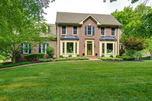 805 Steeplechase Dr, Brentwood, TN 37027 (MLS #RTC2278023) :: Ashley Claire Real Estate - Benchmark Realty