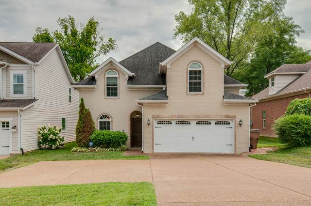 2233 Castleman Dr, Nashville, TN 37215 (MLS #RTC2278055) :: Village Real Estate
