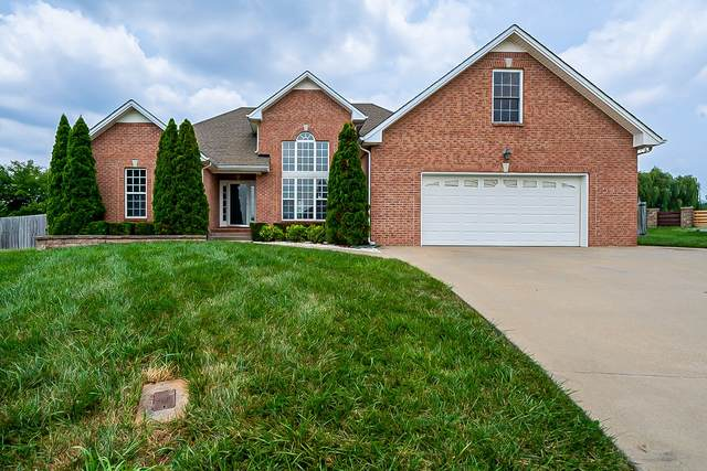 3917 Tyler Brown Dr, Clarksville, TN 37040 (MLS #RTC2278122) :: Nashville on the Move