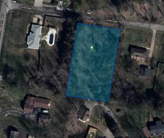 0 Hillbrook Dr, Mount Juliet, TN 37122 (MLS #RTC2278143) :: John Jones Real Estate LLC