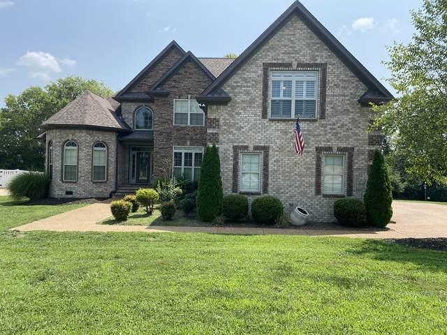 320 Ironwood Cir, Gallatin, TN 37066 (MLS #RTC2278184) :: Berkshire Hathaway HomeServices Woodmont Realty
