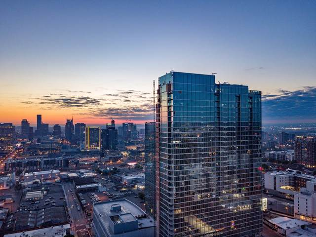 1616 West End Avenue 05C, Nashville, TN 37203 (MLS #RTC2278200) :: Berkshire Hathaway HomeServices Woodmont Realty