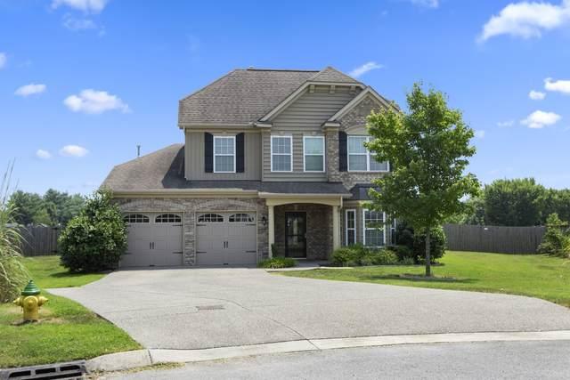 143 Remington Ave, Gallatin, TN 37066 (MLS #RTC2278219) :: Berkshire Hathaway HomeServices Woodmont Realty