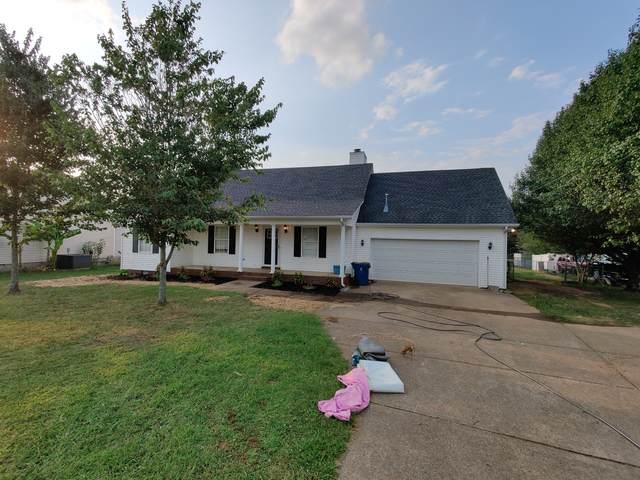 129 Ivanhoe Ct, Murfreesboro, TN 37127 (MLS #RTC2278221) :: The Milam Group at Fridrich & Clark Realty
