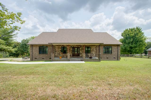 122 Trousdale Ferry Pike, Gordonsville, TN 38563 (MLS #RTC2278258) :: Village Real Estate