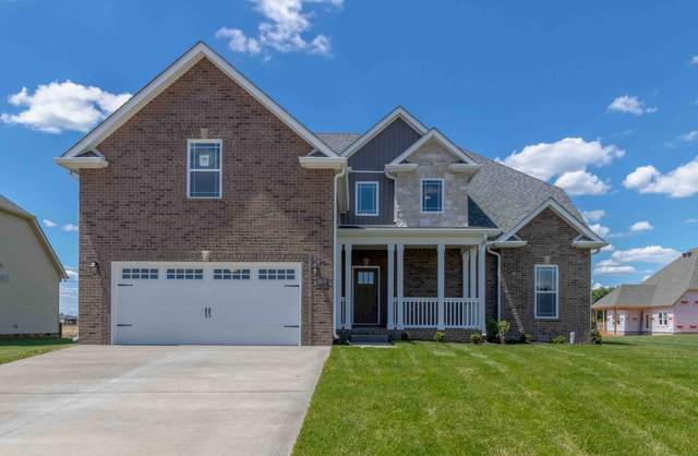 265 Wellington Fields, Clarksville, TN 37043 (MLS #RTC2278272) :: Kimberly Harris Homes