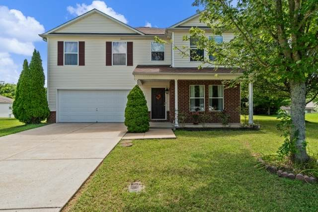 1509 Danville Cir, Thompsons Station, TN 37179 (MLS #RTC2278322) :: The Helton Real Estate Group