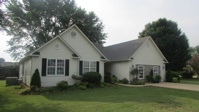 5 Delana Ave, Lawrenceburg, TN 38464 (MLS #RTC2278345) :: The Milam Group at Fridrich & Clark Realty