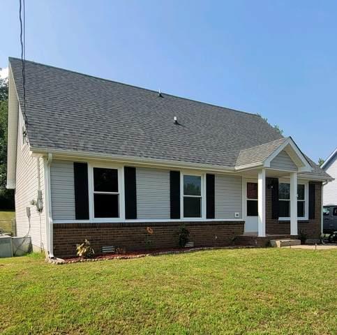 1806 Colt Dr, Clarksville, TN 37042 (MLS #RTC2278360) :: Village Real Estate