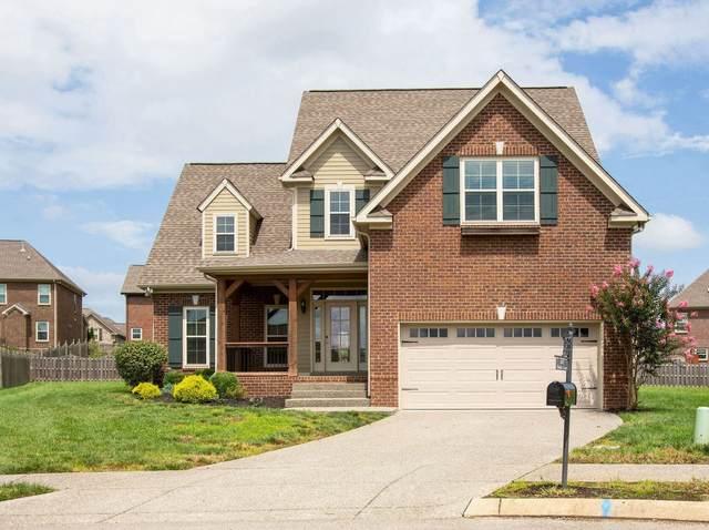 2012 Rudder Ct, Spring Hill, TN 37174 (MLS #RTC2278391) :: Nelle Anderson & Associates