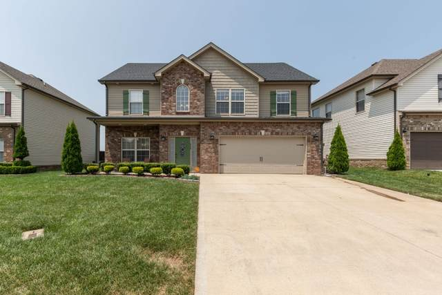 920 Tanager Ct, Clarksville, TN 37040 (MLS #RTC2278438) :: The DANIEL Team | Reliant Realty ERA